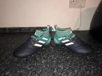Size 7 Adidas ace 17.1 Fg football boots