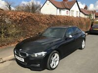 BMW 320d M Sport with 12 months warranty