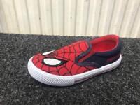 Spider-Man sizes 7-13