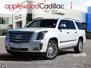 2017 Cadillac Escalade ESV Platinum RARE PLATINUM EDITION ONE...