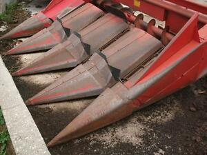 MASSEY-FERGUSON CORN HEAD