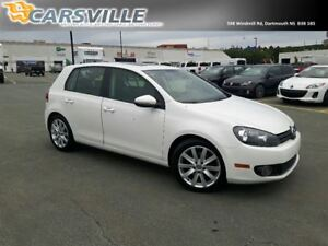 2012 Volkswagen Golf Just Reduced !!! Highline Auto w/ Leather
