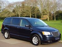 2008 Chrysler Grand Voyager 2.8 CRD Touring 5dr STOW N GO - ELECTRIC DOORS