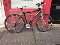 Hybrid bike - mint condition