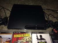 120GB PS3 HDMI cable included 2 controllers 11 games