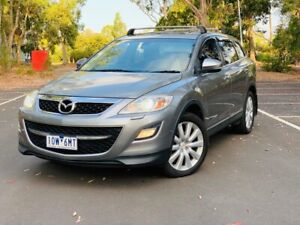 CLEANEST MAZDA CX-9 GRAND TOURING WITH LEATHER SUNROOF REG RWC Burwood East Whitehorse Area Preview