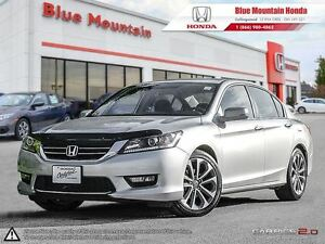 2014 Honda Accord Sport **$98 Wkly Zero Down**