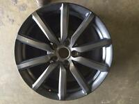 Vauxhall corsa vxr alloy wheel for sale only got one £150 call 07860431401