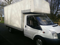 2008 Ford Transit Luton Box Van