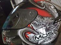 Motorbike Helmet for sale
