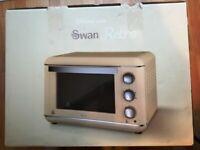 Swan retro 23 litre electric mini oven
