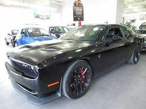 2016 Dodge Challenger SRT Hellcat*LAGUNA LEATHER*FULL LOAD*