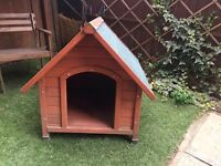 Trixie Natura Dog House M - 77 x 82 x 88cm (good condition)