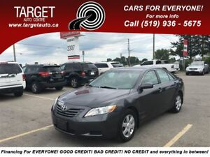 2009 Toyota Camry LE 4Cyl, Great on Gas and More !!!