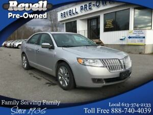 2011 Lincoln MKZ AWD  * Moonroof, Leather, Chrome alloys