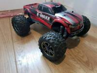 Traxxas E-Maxx Brushless Edition. 6s Ready. Upgraded. RPM. Rc Car Truck