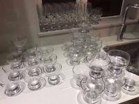Champagne Glass - Dessert Glasses - Drinking Glasses over 250 Glasses