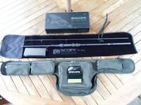 Nash Scope Black Ops 6ft 3lb Sawn Off & Utility Skin - *** Price reduced ***