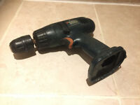 cordless drill Black and Decker