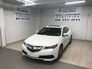 2015 Acura TLX Tech CERTIFIED PROGRAM 7 YEARS 130K