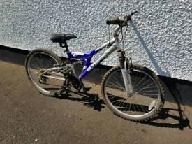 Bicycle - blue