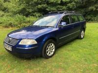2005 05 PLATE VOLKSWAGEN PASSAT 2.0 20V 130 BHP HIGHLINE ESTATE - 71,000 GENUINE LOW MILES