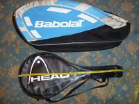 Badminton racquet bag