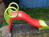 Children's smoby (toys 'r' us) 7ft slide £30 (RRP £89.99)