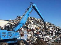K.m.m scrap yard Medway city estate