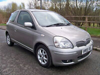 Yaris 1.3 Colour Collection 2005 (55) Toyota Yaris