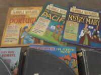 Horrible Histories magazine collection x 3
