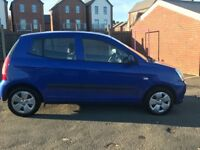 KIA PICANTO GS, 1.0, 5 DOOR, HAS SLIGHT MIS-FIRE