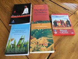 Open University AA100 set books/DVD