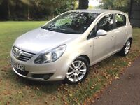 Vauxhall Corsa 1.3Cdti - £30 year tax - 64,000 miles - 12 months mot - warranty