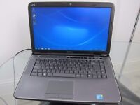 Gaming laptop Dell XPS L501X.