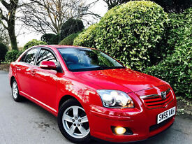 **ONLY DRIVEN 34K** TOYOTA AVENSIS 1.8 T3X AUTO + FULL UP2DTE SHISTORY + 2 OWNR + UNMARKED CONDITION