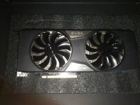 EVGA Nvidia GTX 980 TI 6GB SC (Super Clocked) Graphics Card