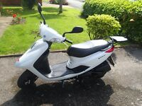 GREAT SCOOTER, LOW MILEAGE, GREAT CONDITION, NEW LOW PRICE FOR QUICK SALE - £1200