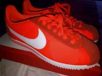 Womens nike cortez trainers brand new in box size 5