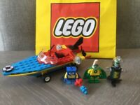 LEGO Spongebob Squarepants 3815 - Heroic Heroes of the Deep - Excellent Condition