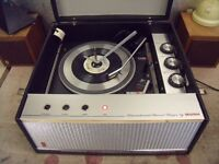 BUSH RECORD PLAYER TYPE SRP 51