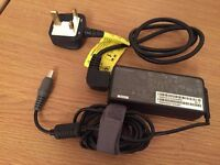 5 Laptop chargers/ power adapters - 3 Dell, 1 Levono, 1 HP. Genuine originals.