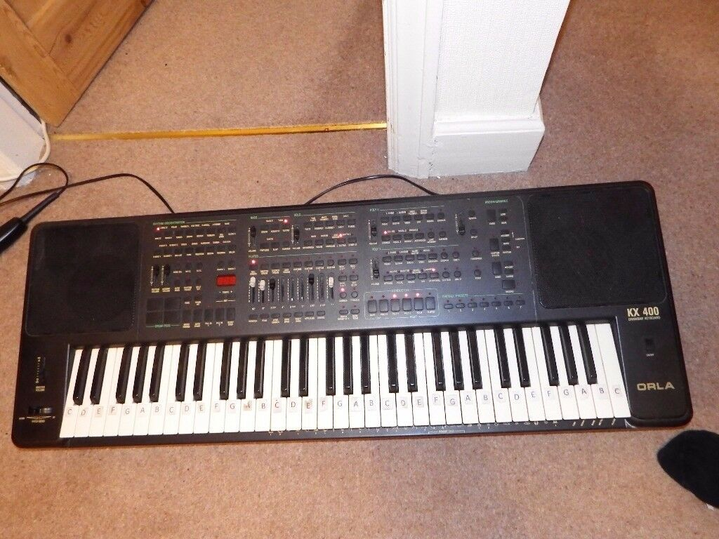 Electronic Keyboard Orla KX400