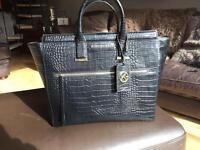 100% Genuine Kurt Geiger Croc Beatrice Tote Bag.
