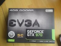 EVGA GTX 970 SC / GPU / Graphics card