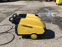 Karcher hds 745m eco hot water pressure washe