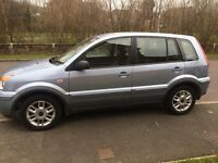 Ford Fusion 1.4 tdci 10 months not e/w e/mirrors very reliable ant trial excellent economy
