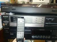 Sony separates sound system
