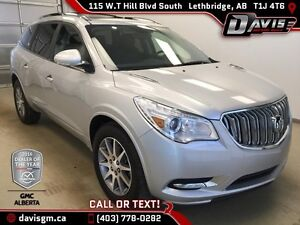Used 2015 Buick Enclave AWD Leather-7 Seats,Heated Leather
