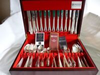 Oneida Canteen of Community silver-plated cutlery